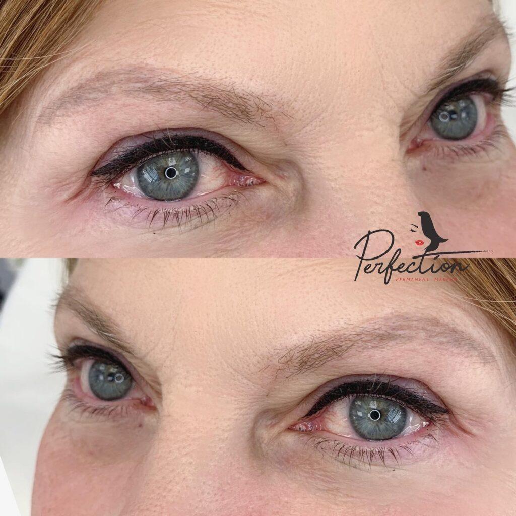 Permanent Eyeliner Perfection Permanent Makeup
