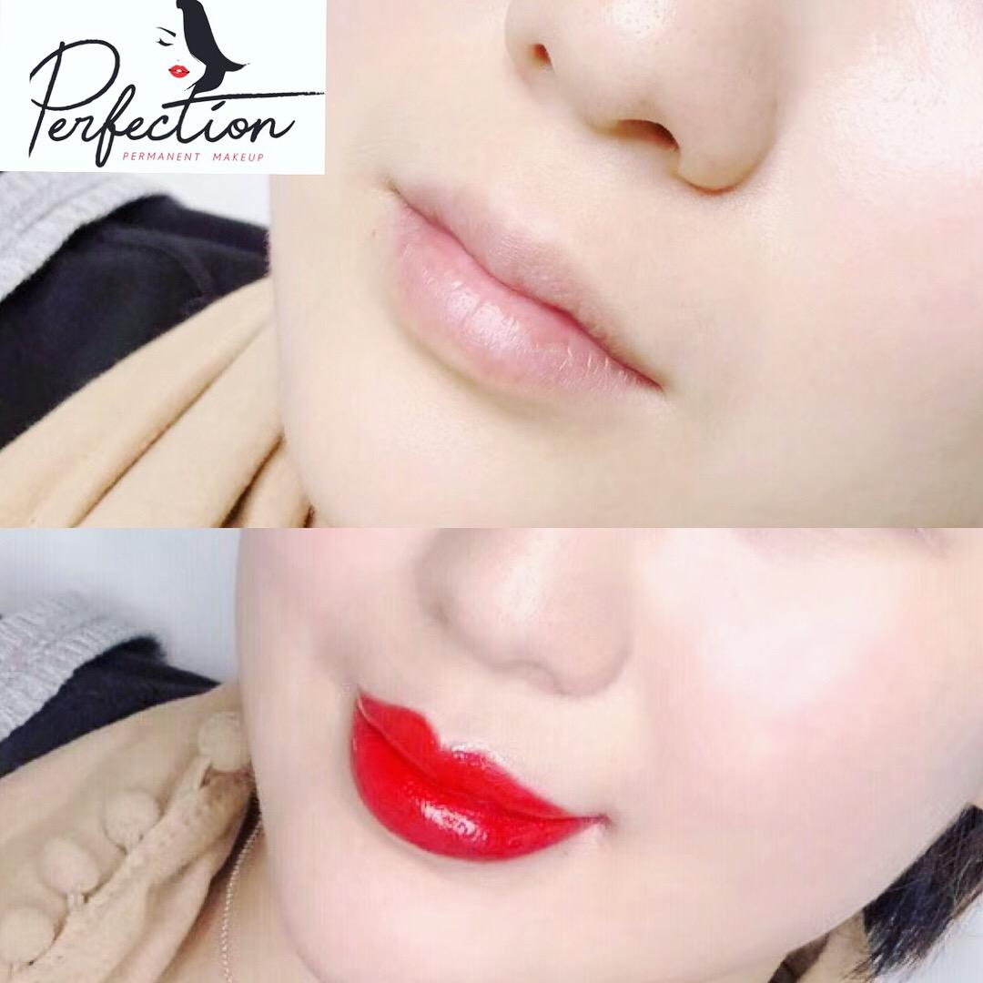 Lip color 3